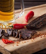 Biltong and Droewors