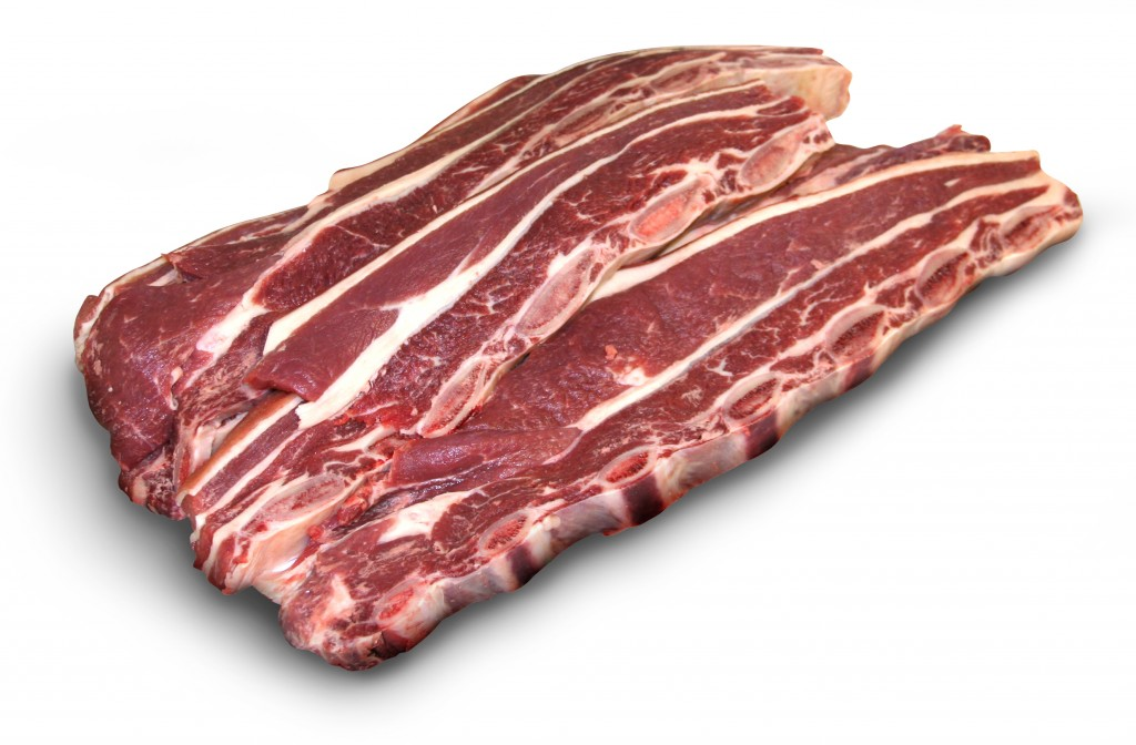 3 Flat Rib of Beef