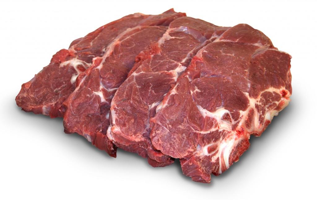 4 Neck of Beef